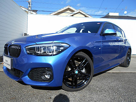 118d M Sport Edition Shadow