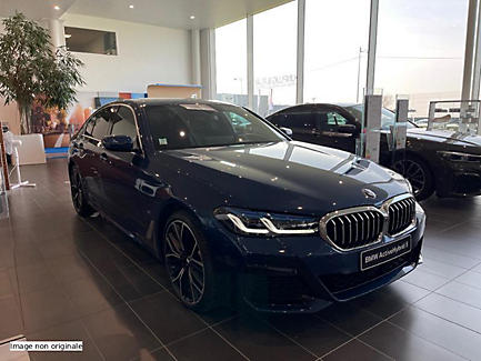 BMW 530e xDrive 292 ch Berline Finition M Sport