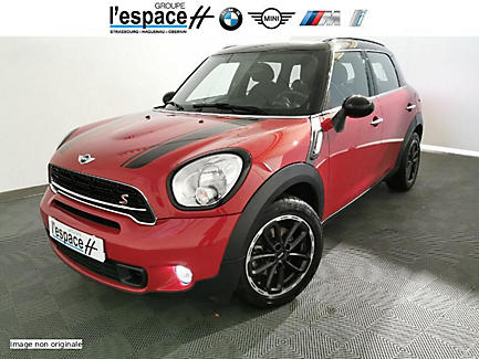 MINI Cooper SD Countryman 143 ch
