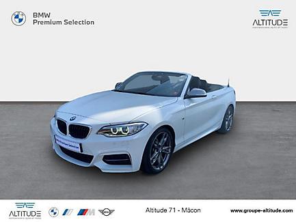 BMW M235i 326 ch Cabriolet