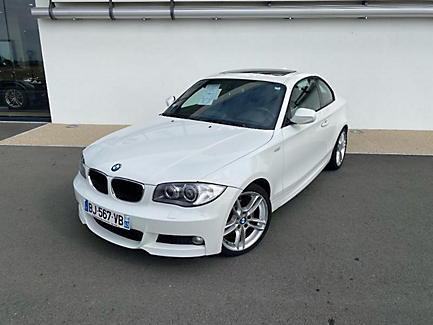 BMW 120d 177 ch Coupe