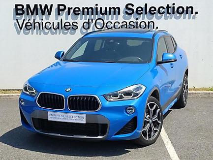 BMW X2 xDrive25d 231 ch Finition M Sport X
