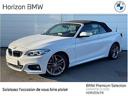 BMW 220i 184 ch Cabriolet Finition M Sport