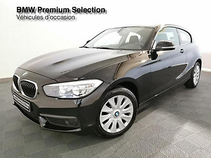 BMW 116i 109 ch trois portes Finition Premiere