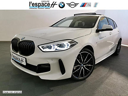 BMW 120d 190 ch Finition M Sport