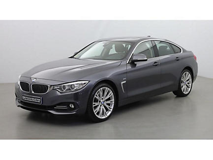 BMW 430d xDrive 258 ch Gran Coupe Finition Luxury