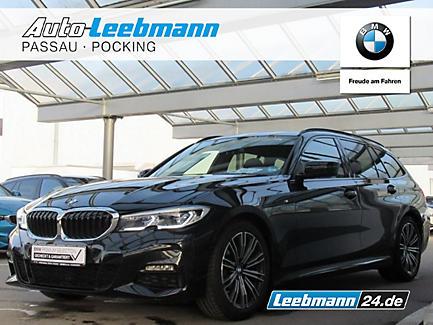 320d Touring S-Aut. M-Sport AHK UPE: 66.240,-