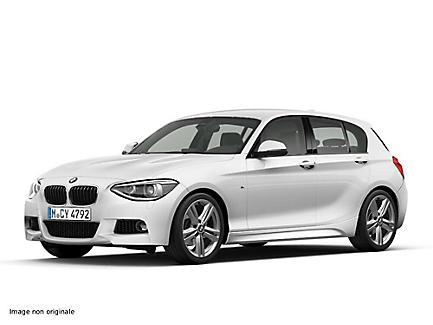 BMW 120d 184ch cinq portes