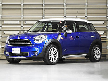 MINI COOPER D CROSSOVER ALL4