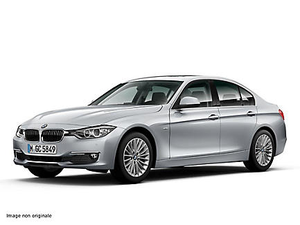 BMW 320d 184 ch Berline Finition Luxury