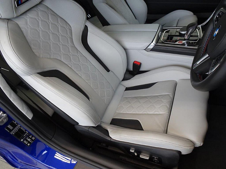F92 M8 Competition Coupe S63 4.4i