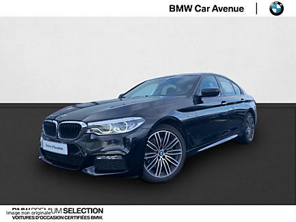 BMW 530d xDrive 265ch Berline Finition M Sport (tarif fevrier 2018)