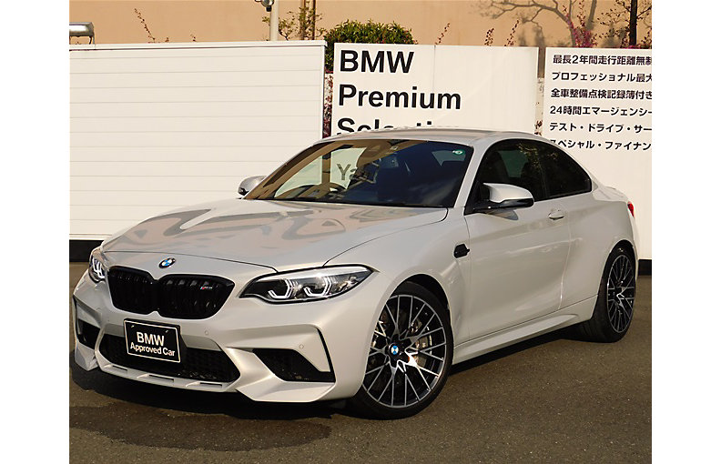 F87 M2 Competition S55 3.0i