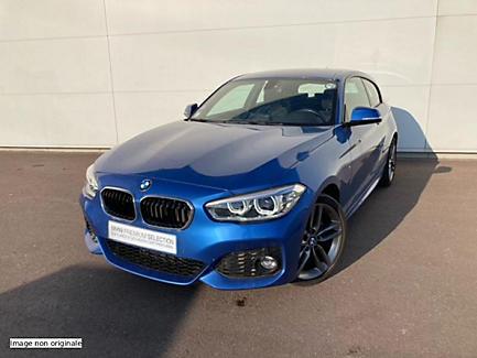 BMW 120i 184 ch trois portes Finition M Sport