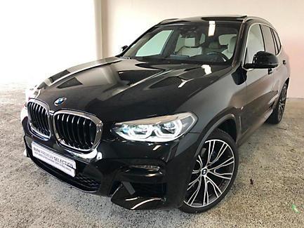 BMW X3 xDrive30d 286 ch Finition M Sport
