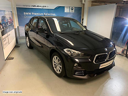 BMW X2 xDrive20d 190 ch Finition Lounge