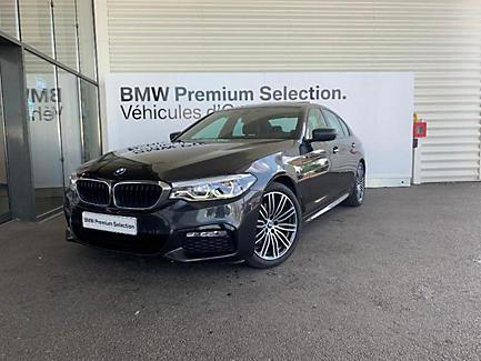 BMW 520d xDrive 190ch Berline Finition M Sport