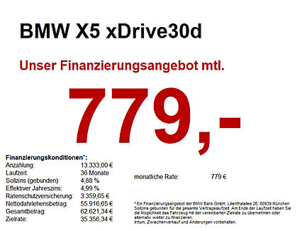 X5 xDrive30d xLine