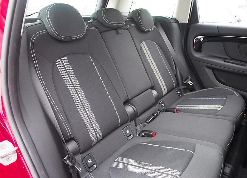 F60 MINI Cooper S Countryman