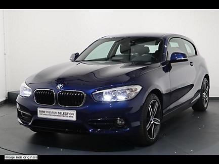 BMW 116d 116 ch trois portes Finition Sport