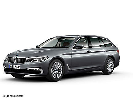 BMW 530d xDrive 265 ch Touring Finition Luxury (tarif fevrier 2018)