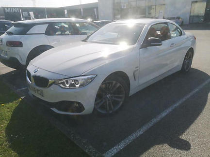 BMW 430d 258 ch Cabriolet Edition Sport