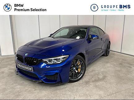 BMW M4 CS 460 ch Coupe