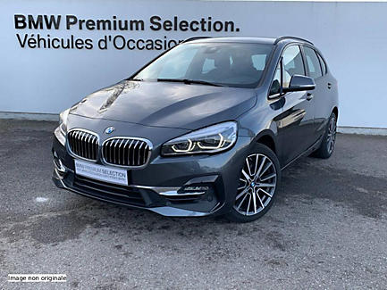 BMW 218i 140ch Active Tourer Finition Luxury