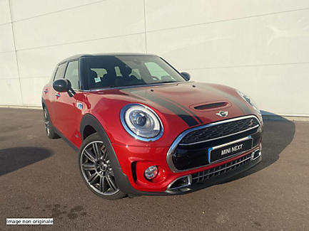 MINI Cooper S ALL4 Clubman 192 ch
