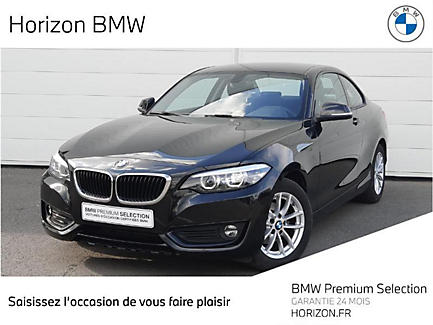 BMW 218i 136 ch Coupe Finition Lounge