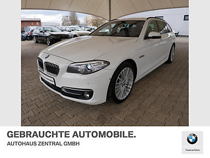535d xDrive Touring Luxury Line