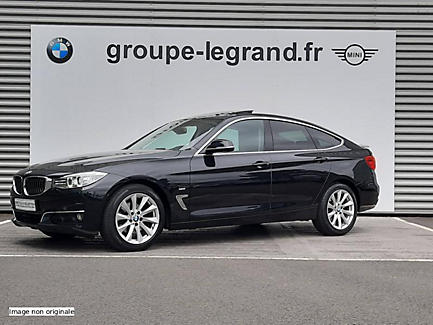 BMW 320d xDrive 190 ch Gran Turismo Finition Luxury
