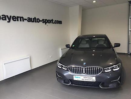 BMW 320d xDrive 190ch Berline Finition Luxury