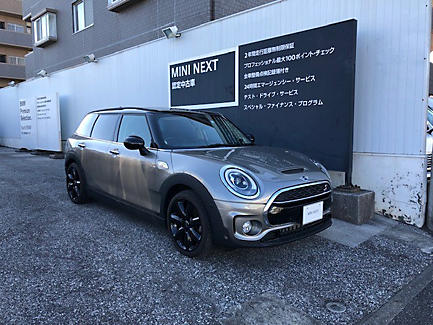 MINI COOPER SD CLUBMAN