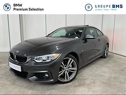 BMW 435d xDrive 313ch Coupe Finition M Sport