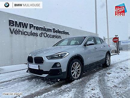 BMW X2 xDrive20d 190 ch Finition Business Design (Entreprises)