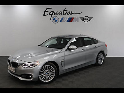 BMW 418d 150 ch Gran Coupe Finition Luxury