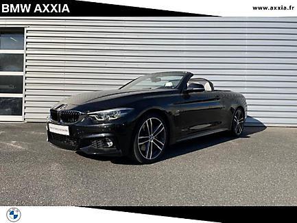 BMW 440i 326 ch Cabriolet Finition M Sport