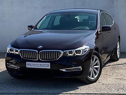 BMW 620d xDrive 190 ch Gran Turismo Finition Luxury