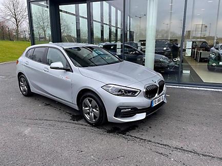 BMW 116i 109 ch Finition Lounge (116i et 116d)