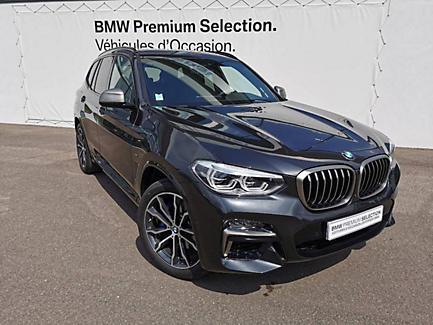 BMW X3 M40d 340 ch
