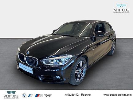 BMW 120d xDrive 190 ch trois portes Edition Sport
