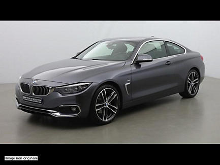 BMW 420d 190 ch Coupe Finition Luxury