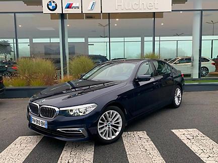 BMW 518d 150ch Berline Finition Luxury