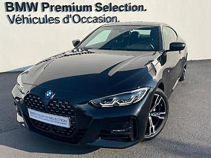 BMW 420d 190 ch Coupe