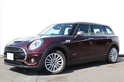 MINI COOPER S CLUBMAN ALL4.