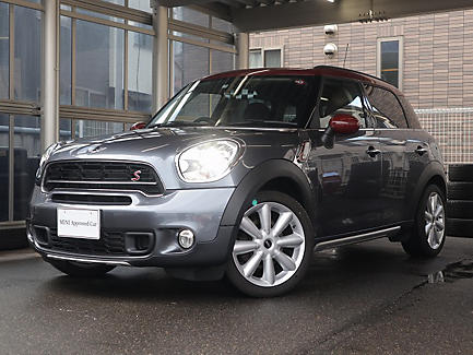 MINI COOPER SD CROSSOVER Park Lane