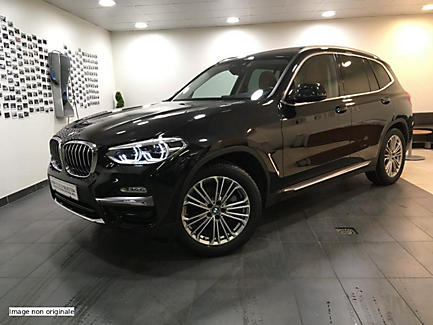 BMW X3 xDrive20d 190 ch Finition Luxury