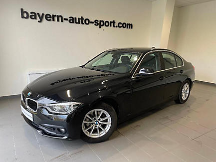 BMW 320d 163 ch EfficientDynamics Edition Berline Finition Executive (Entreprises)