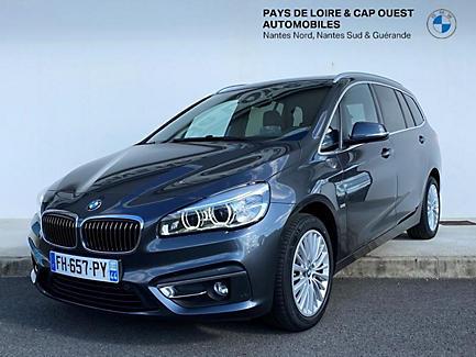BMW 216d 116 ch Gran Tourer Finition Luxury